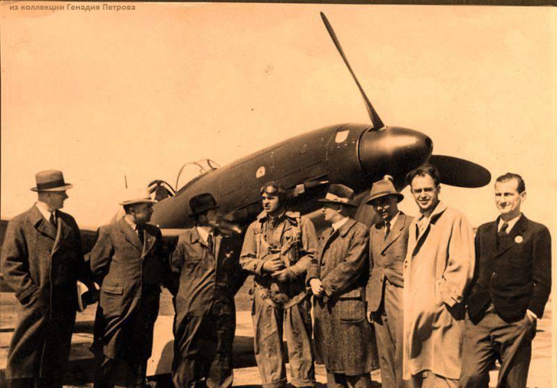Германская миссия генерала Петрова