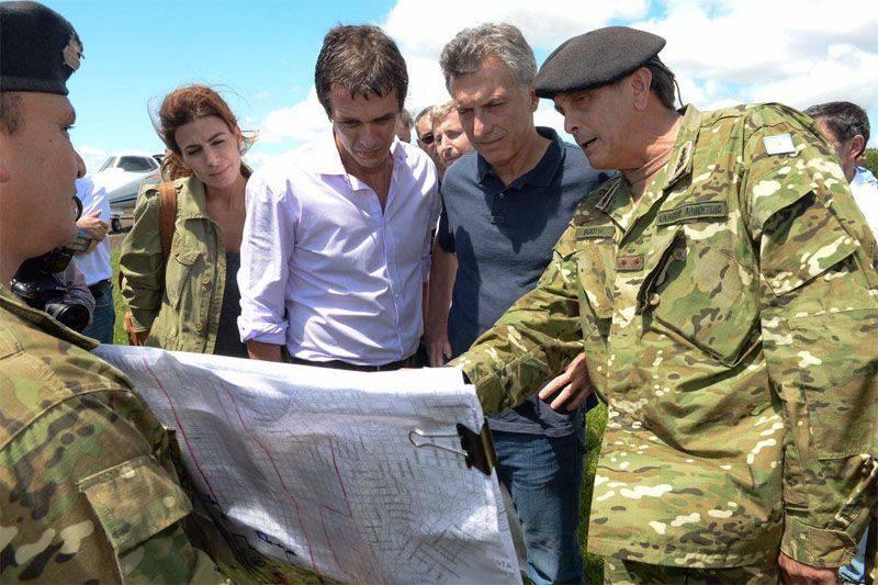 新的阿根廷当局敦促伦敦放弃对马尔维纳斯群岛(福克兰群岛)的占领