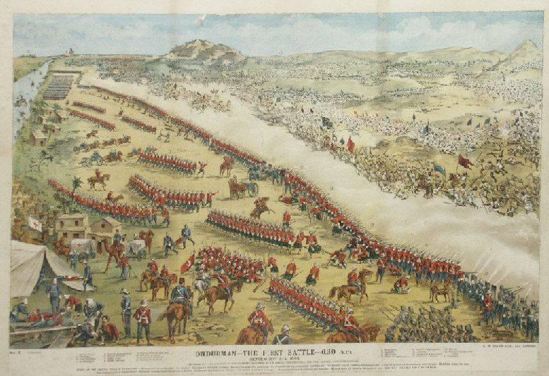 OMDURMANNE La dernière bataille des montés à cheval (fin)