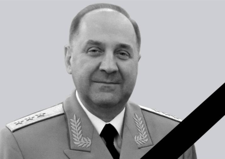 ロシア連邦大統領は、GRUの長であるイゴール・セルガンの突然の死に関連して彼のお悔やみを表明した。
