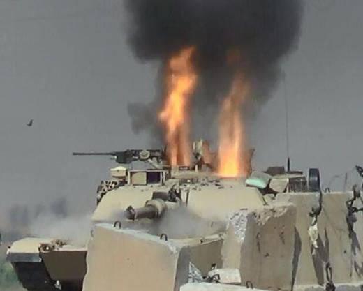 이라크와 시리아 전선 : 전쟁이 치열 해지고 터키로 확산 될 것입니다.