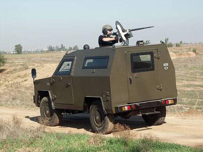 軽装甲車セイマージェンダMk II