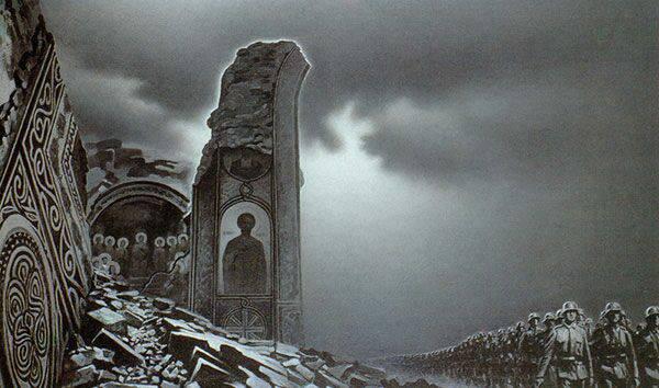 ¿Por qué Occidente quiere destruir la civilización rusa?