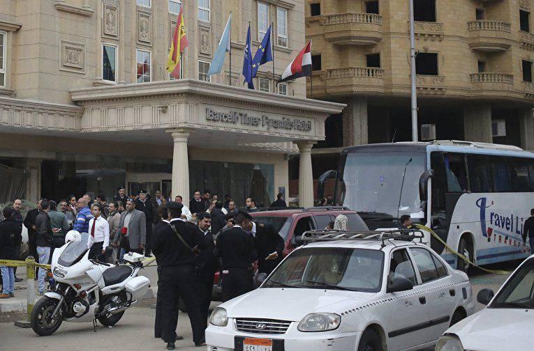 DAISH gruplandırması Kahire'deki otobüs ve otel bombalarına katıldığını açıkladı