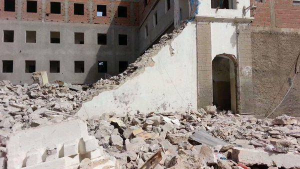 "Planes Saudi ""coalition"" bombed the hospital ""Doctors without Borders"" in Yemen"