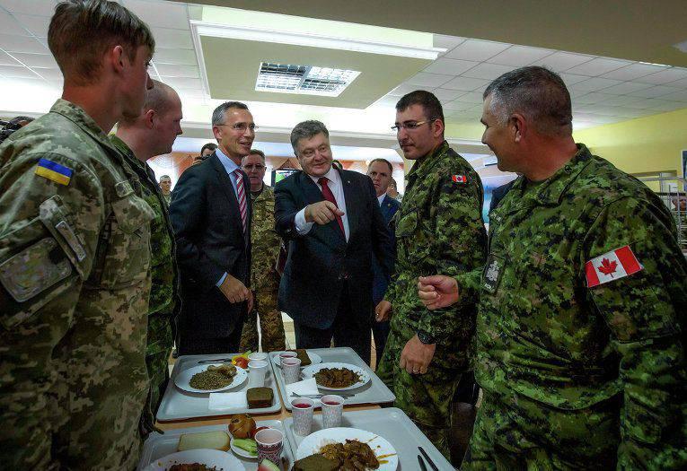 来自加拿大的另一组军事教官将抵达乌克兰