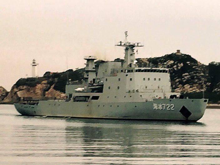 새로운 쇄빙선 Navy PLA