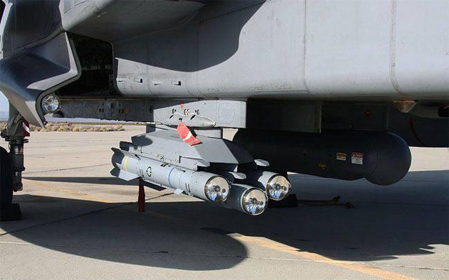 """Mídia: Aeronaves da Força Aérea Britânica atingiram as posições dos mísseis IG """"Brimstone"""""""