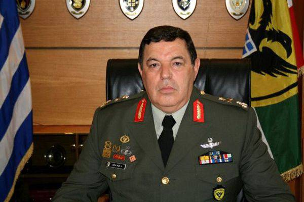 Greek General: Do not stop Erdogan from leading Turkey to a catastrophe