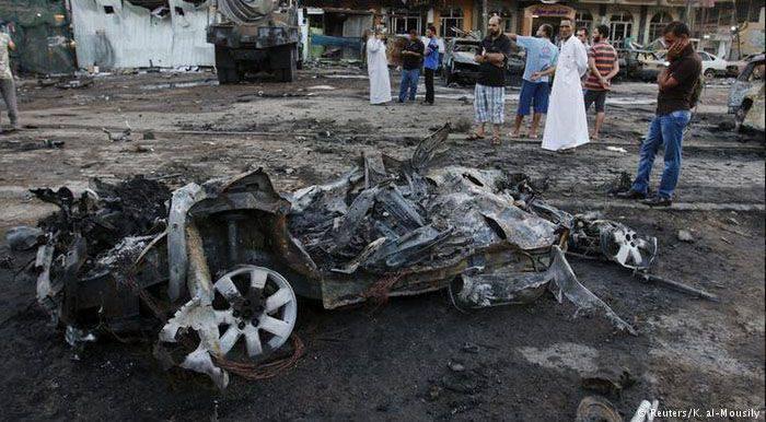 Les corps de journalistes disparus à la veille de l'Irak ont été découverts aujourd'hui près de Baakuba