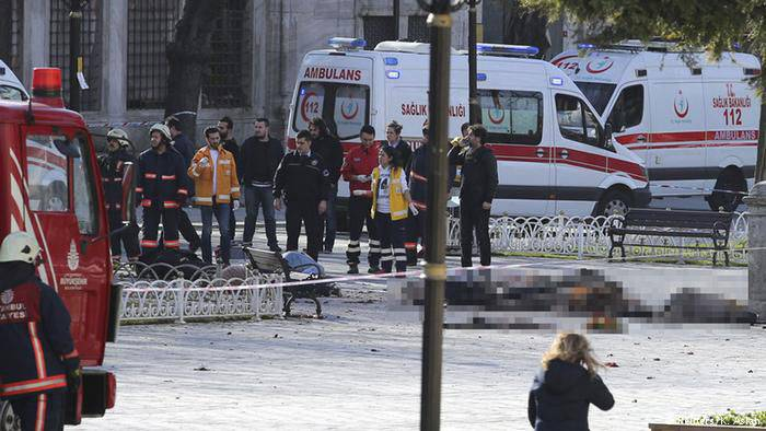 """Who blew up Turkey? The explosion in Istanbul and the """"wave of terror"""" on Turkish soil"""