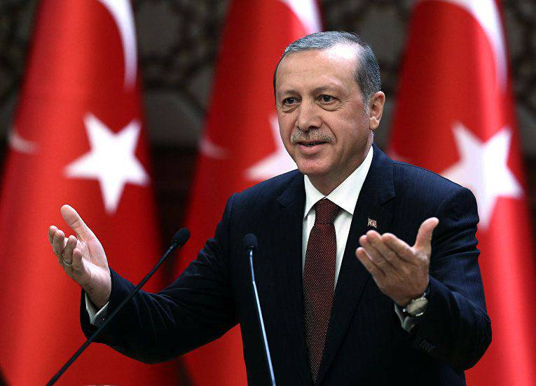 "Erdogan called the ""dark people"" famous scientists who called for a peaceful settlement of the Kurdish issue"