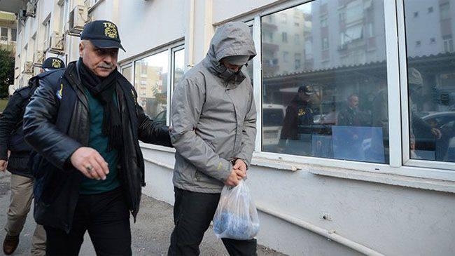 """अंटाल्या में तुर्की की गुप्त सेवाओं ने इस्तांबुल में आतंकवादी हमले में शामिल होने के संदेह में तीन रूसियों को गिरफ्तार किया """""""