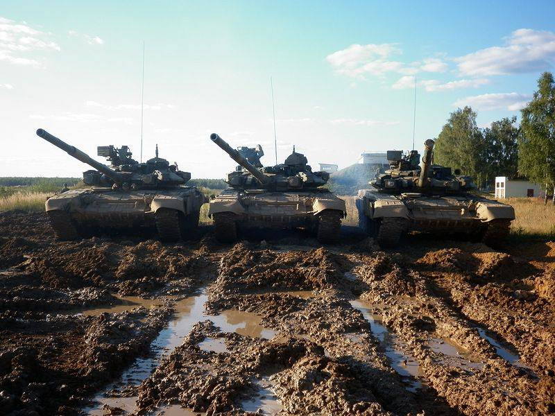 Russian army does not know how to exploit tanks