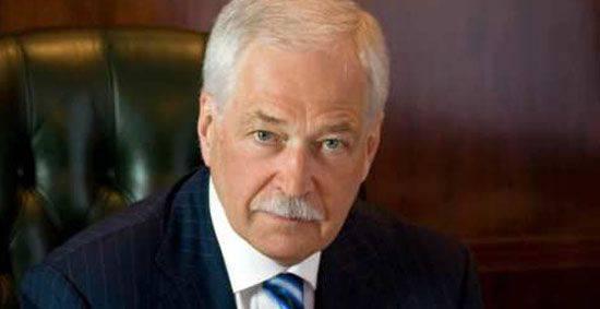 """Kiev aceptó la propuesta de Boris Gryzlov para extender el """"régimen de silencio"""" en el Donbass."""
