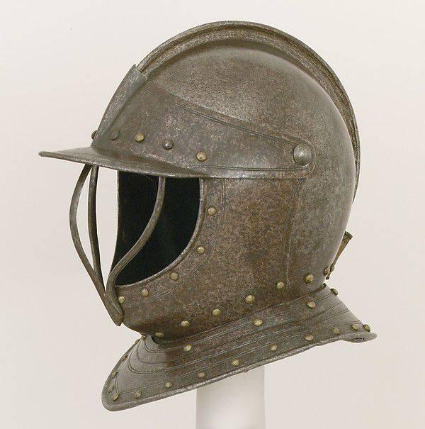16世紀末から17世紀前半までのイギリス軍の装備と装備(パート2)