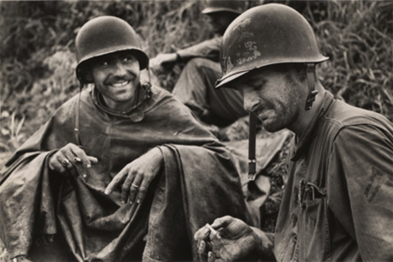 Korean War through the lens of a military photojournalist (history in 19 photos)