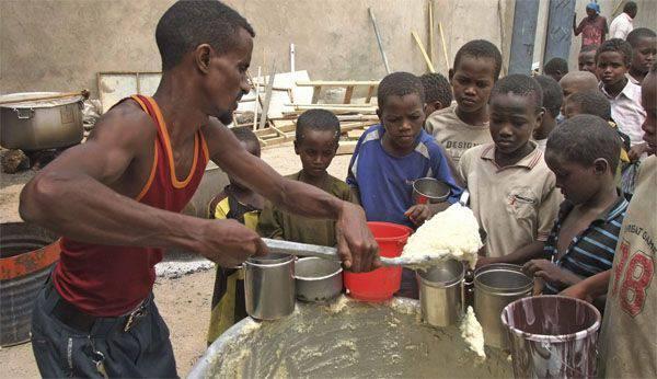 L'Istituto internazionale per la politica alimentare ha pubblicato la classifica dei paesi più affamati