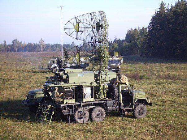 De la historia de la guerra electrónica.
