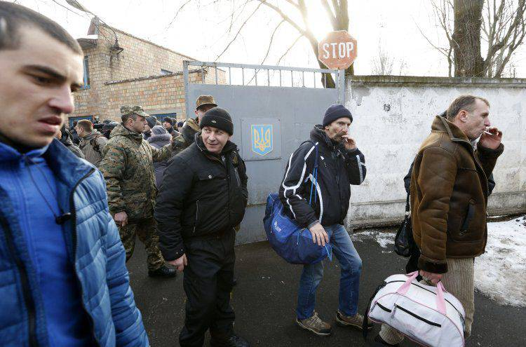 The Ministry of Defense of Ukraine promised the citizens the seventh wave of mobilization