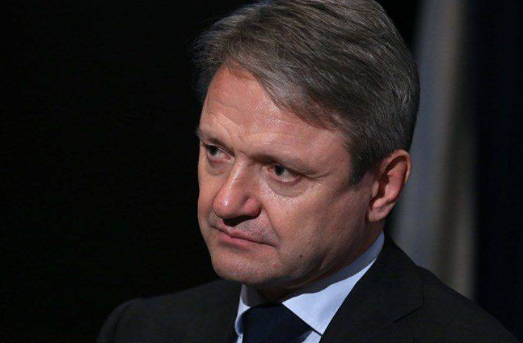 The delegation of the Russian Federation refused to travel to Germany because of the failure to issue a visa to Tkachev