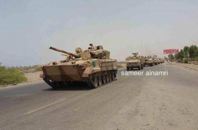 यमन में लड़ाई ने बीएमपी-एक्सएनयूएमएक्स की विश्वसनीयता की पुष्टि की