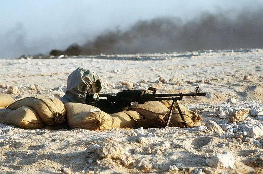 """Il T-62 siriano, insieme all'americano """"Abrams"""", si oppose all'esercito iracheno"""