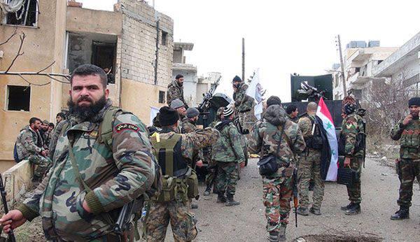 손실을 입은 시리아 군대는 라타 키아 북쪽의 터키 국경에서 무장 세력을 침입하려는 시도를 제거했다.