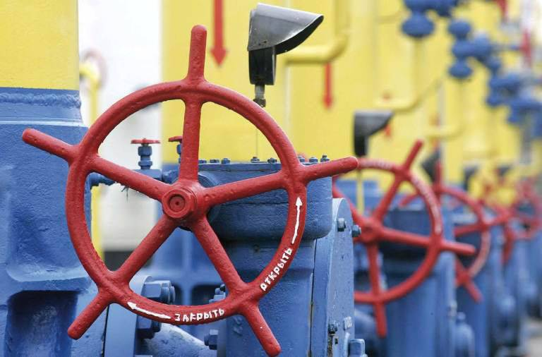 So at what price does Ukraine buy gas from Europe?