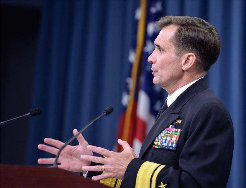 Le département d'Etat américain a souligné l'importance des contacts avec la Fédération de Russie pour faire avancer le processus politique en Syrie