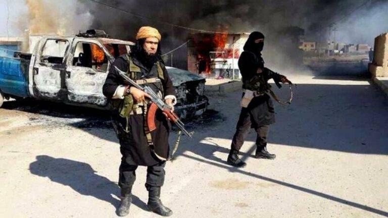 メディア:イギリス国防省は西側連合にISISHとの闘いの戦略を変えるよう呼びかける