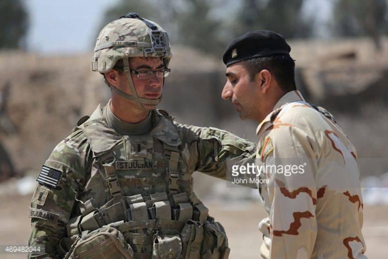 """कार्टर: """"मुझे उम्मीद है"""" कि इराक में अमेरिकी दल बढ़ेगा"""