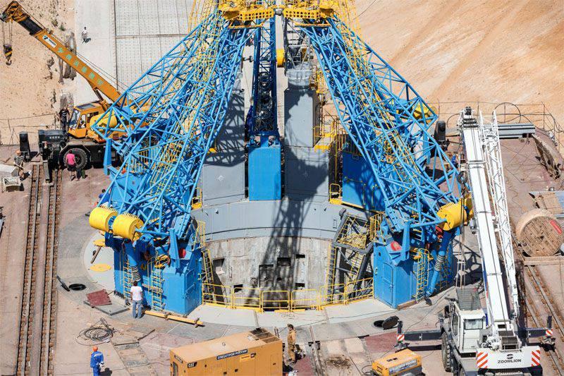Roscosmos anunció el abandono del proyecto para desarrollar misiles con una etapa 1-th retornable.