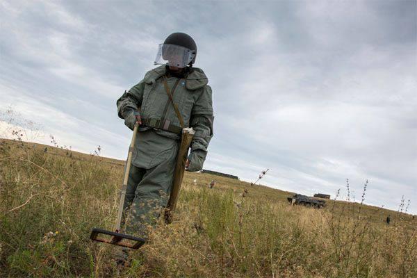 Día de las tropas de ingeniería de las fuerzas armadas rusas.