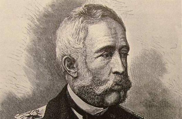 Admiral, diplomat, railroad