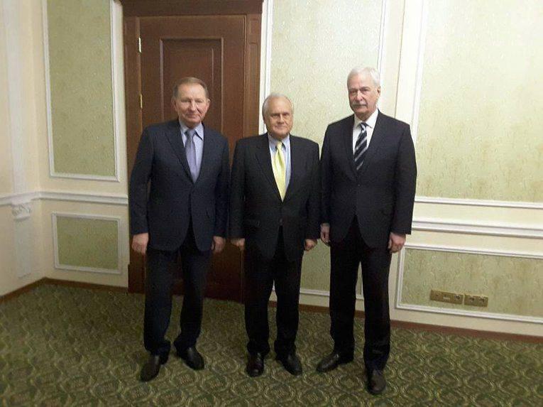 L'attuazione degli accordi di Minsk potrebbe arrestarsi sulla questione dei confini