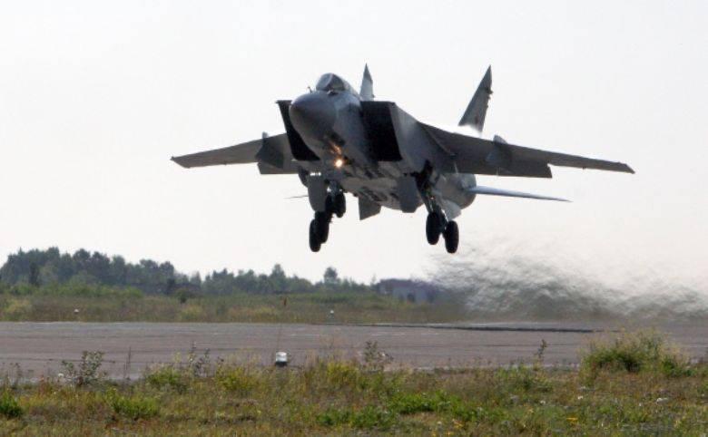 O desenvolvimento de um interceptador de alta altitude russo promissor está incluído no novo programa de armas.