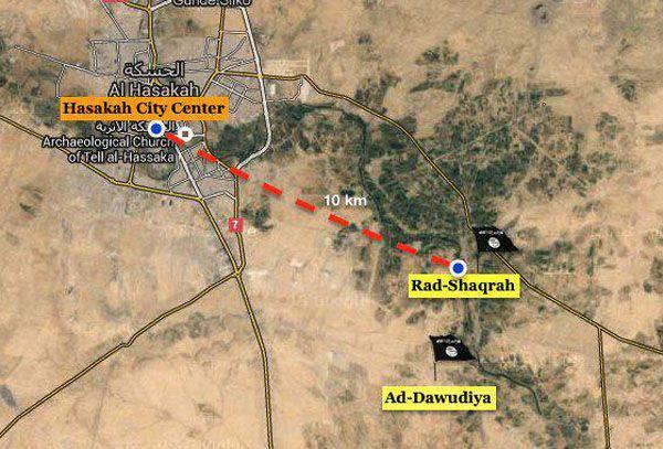 RT: США заняты восстановлением инфраструктуры аэродрома на северо-востоке Сирии