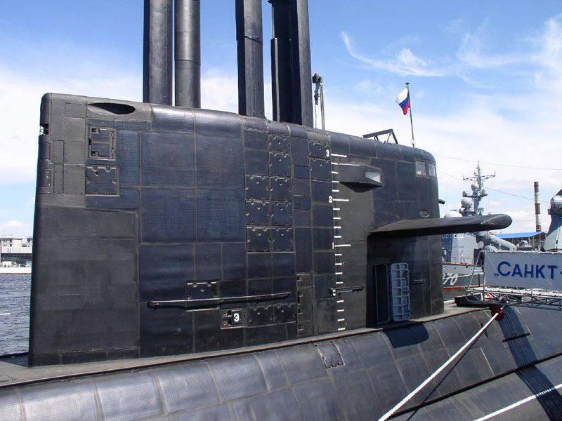 """Um representante da Marinha negou as informações sobre o término da construção dos submarinos diesel-elétricos """"Lada"""""""