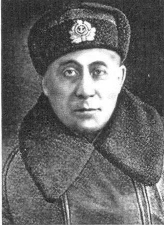 Construtor naval e cientista soviético Vasily Grigorievich Vlasov