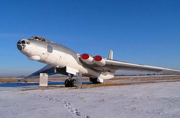 M-4:世界上第一架战略喷气式轰炸机
