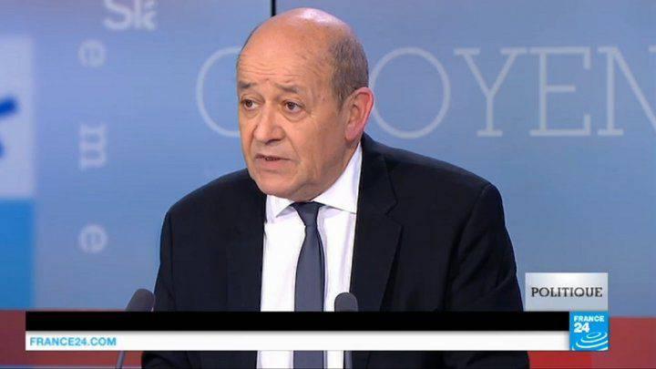 Ministro da Defesa da França: Coalizão liderada pelos Estados Unidos destruiu milhares de militantes na Síria e no Iraque por 22