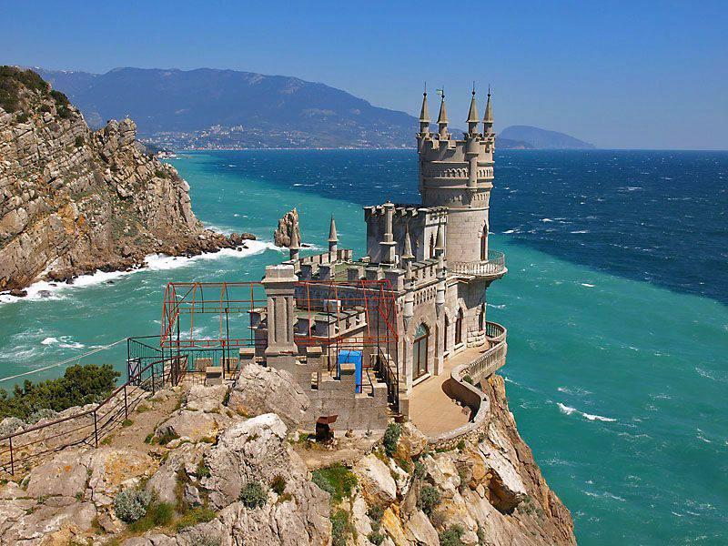 """Zakharov sui piani di Kiev per tornare in Crimea: """"Sognare non è dannoso"""""""