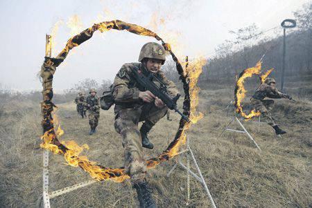 아시아에서 전쟁이 온다면