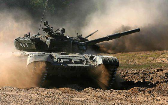 """Armored """"Knights"""" will defend Belarus"""