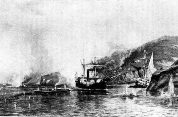 Como os residentes do Mar Negro abriram um relato de ataques de torpedo