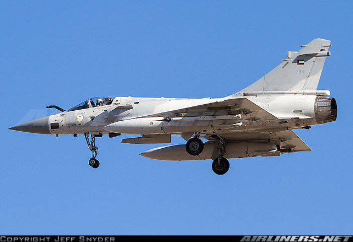 UAE intend to transfer obsolete fighter jets to Iraq