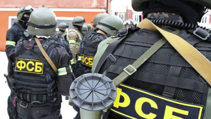 在达吉斯坦,一个私人住宅被封锁并摧毁了几名武装分子