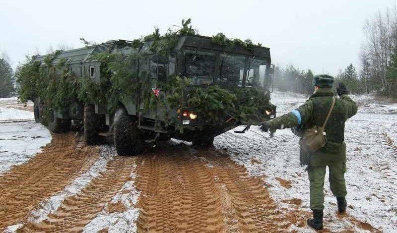 In Buriazia, i lanciatori di missili effettueranno lanci elettronici su Iskander