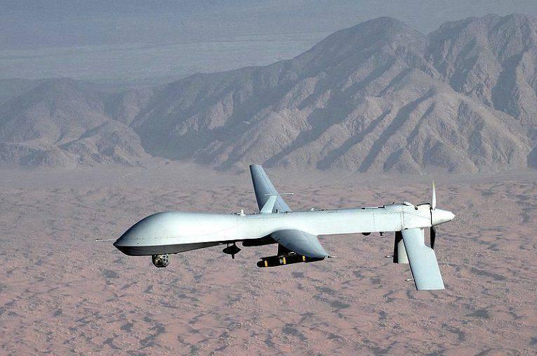 Les drones seront transférés en Corée du Sud